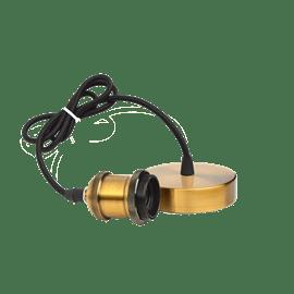 גוף תאורה OM-1.5ME27-BRS