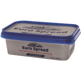 ממרח חמאה במליחות עדינה