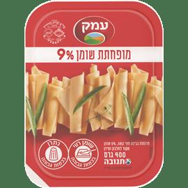 גבינה צהובה עמק 9% שומן