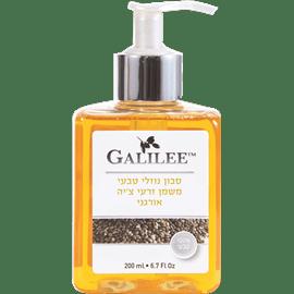 סבון גוף שמן זרעי צ'יה