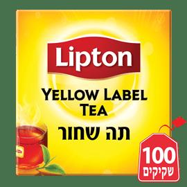 תה ילו לייבל ליפטון