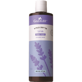 שמפו טבעי פריחת הגליל