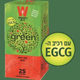 תה ירוק תות