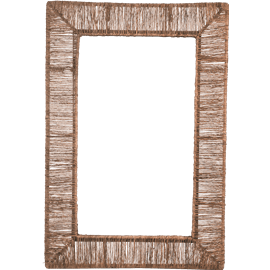 מראה עם מסגרת סיגראס