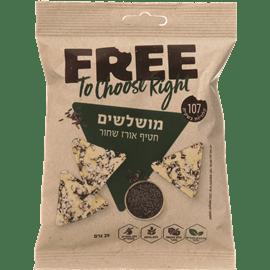 חטיף אורז שחור FREE