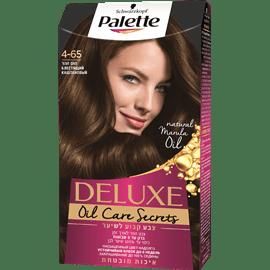 צבע שיער פלטה קיט 4.65