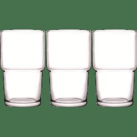 סט 3 כוסות שתייה HILL