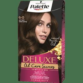 צבעי שיער פלטה קיט 6-0