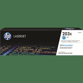 טונר כחול HP 203X CF541X