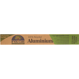 נייר אלומיניום100%ממוחזר