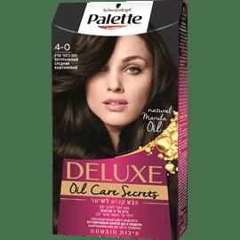 צבע קבוע לשיער 4-0 חום