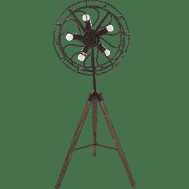 מנורה דקורטיבית מטאל