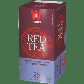 תה רויבוש קינמון ווניל