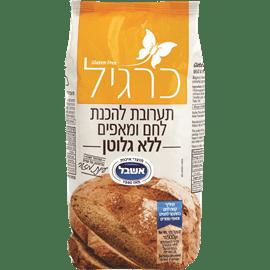 קמח לחם ללא גלוטן