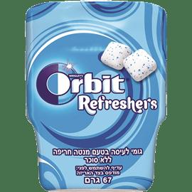 אורביט רפרשרס פפרמינט