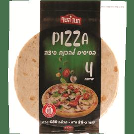 תחתיות לפיצה מנת השף