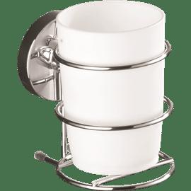 כוס למברשות שינים ומשחה