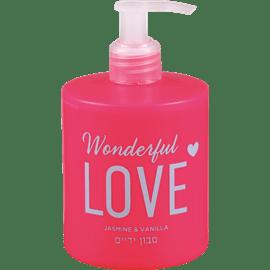 סבון נוזלי נאון ורוד