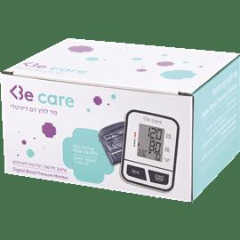 BE מד לחץ דם אוטומטי