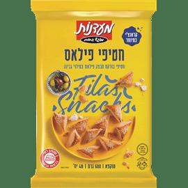 חטיפי פילאס במילוי גבינה