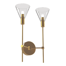 גוף תאורה CONO2 אור חם