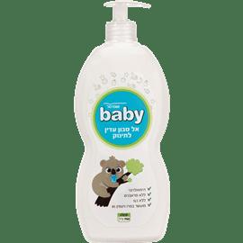 אל סבון עדין לתינוק