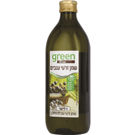 שמן זרעי ענבים גרין