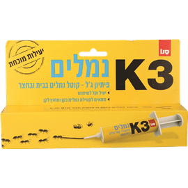 K3 קוטל נמלים