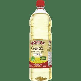 שמן קנולה מועשר