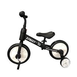 אופניים שחור