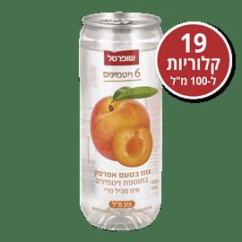 משקה מוגז בטעם אפרסק