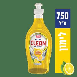 נוזל כלים 24% לימון