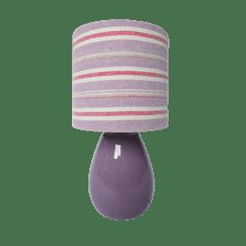 מנורה דולב סגול