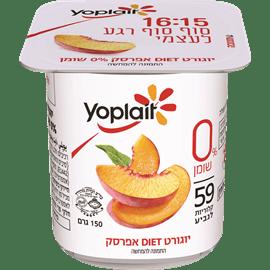 יופלה דיאט 0% אפרסק