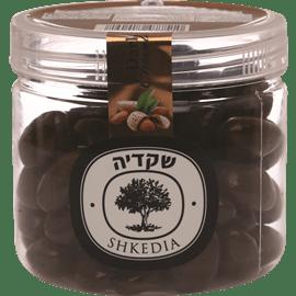 שקד בציפוי שוקולד מריר