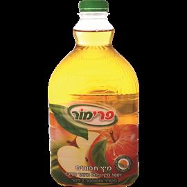 מיץ תפוחים 100% צלול
