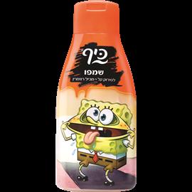 שמפו כיף לילדים בוב ספוג