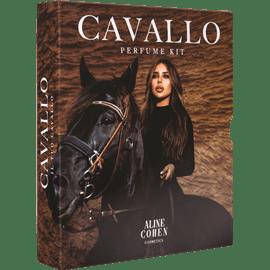 CAVALLO מארז בושם לשיער