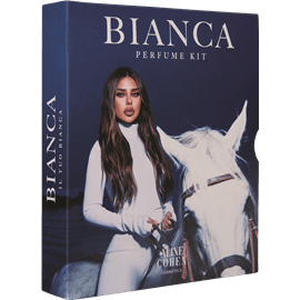BIANCA מארז בושם לשיער