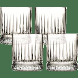 סט 4 כוסות ויסקי GB ELYS