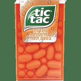 סוכריות טיק-טק תפוז
