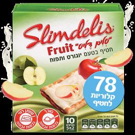 סלים פרוט יוגורט תפוח
