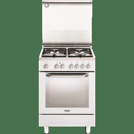 תנור משולב כיריים לבן