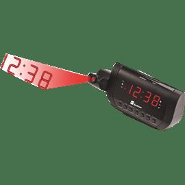 רדיו שעון +מקרן
