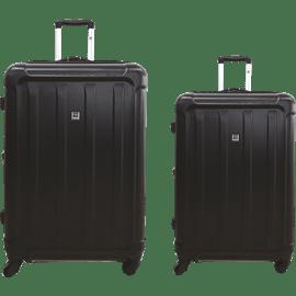 זוג מזוודות  ABS שחור