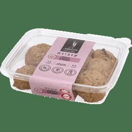 עוגיות כוסמין וגרנולה