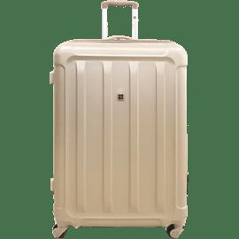 מזוודה 20 כסוף ABS