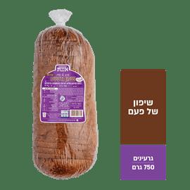 לחם שיפון גרעינים