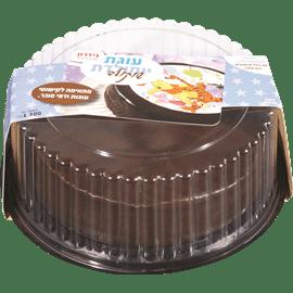עוגת יום הולדת שוק.עגול
