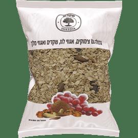 גרנולה אגוזים